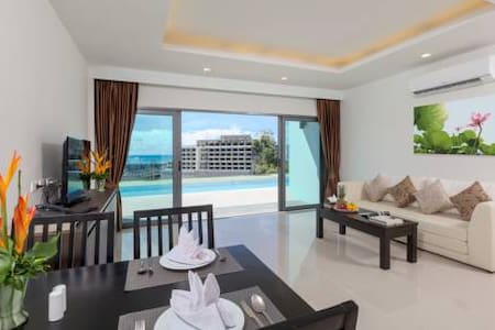 One Bedroom Suite @Patong Bay Hill - Patong - Service appartement