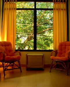 Cozy Rooms on first floor close to beach - Candolim - Pensione