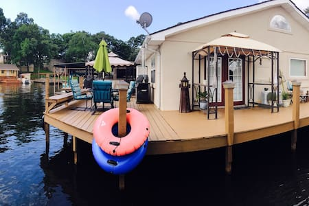 Blade Island Bungalow - Hot Springs Township