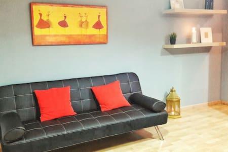 Bonito apartamento bien situado y recién renovado - Appartement