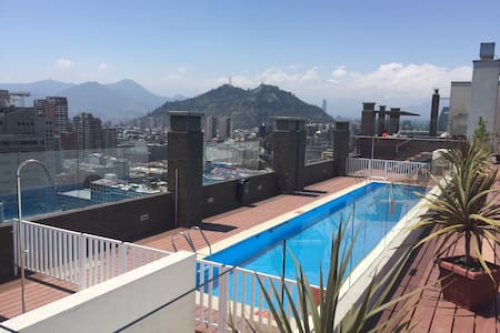 Apartamento Centro Santiago Chile - Appartement