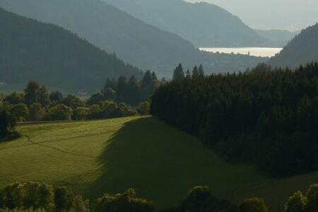 Panoramawellness 1000m, Seenähe - Byt