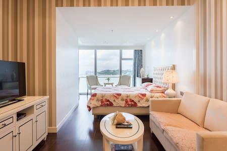 厦门海峡大厦鼓浪屿海景超豪华公寓 Xiamen Seaview Apt - Xiamen - Apartment
