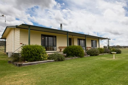 Ithaca Cottage Mudgee - Frog Rock