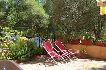 bilocale con terrazza-giardino - Townhouse