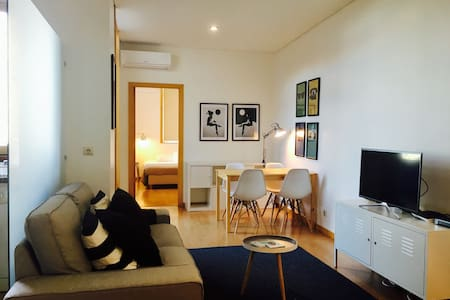 Casa Noah: bright flat at Braga´s city centre - Braga - Apartamento