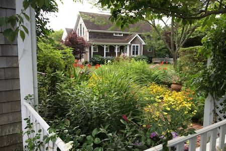 Edgartown Village: Walk to Everything - Edgartown - Casa