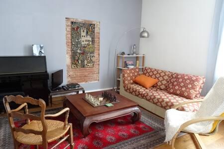 Appartement meublé hypercentre - Flat