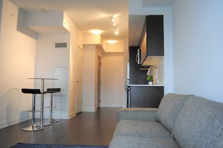 Hotel Inspired Condo with Free Wifi & Parking. - Toronto