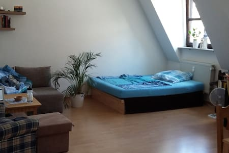 Clean, well located 1 room apartment - Augsburg - Wohnung