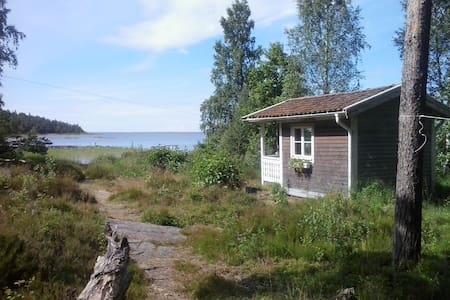 Takene - Peaceful cabin 20 meters from the lake. - Cabaña
