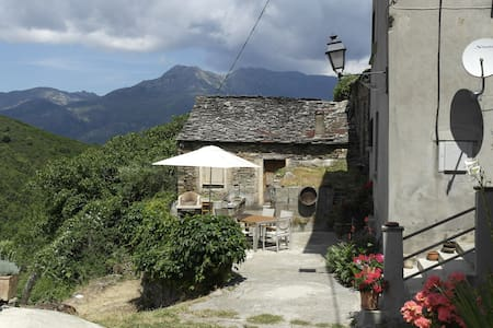 Maison de hameau en Haute Corse - Hus