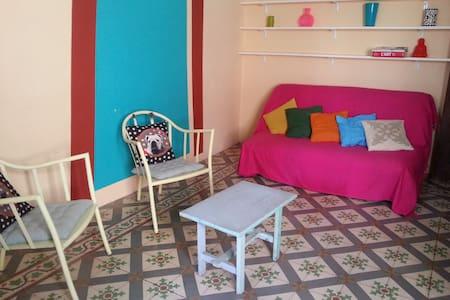 Loue Charmante Petite Maison - Appartement