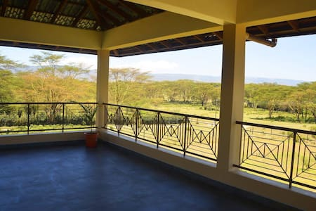 LaTerazza House in Lake Oloiden, Naivasha - Kenya - Naivasha - House