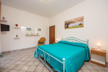 Double room - Sea and mountain view - Apartment