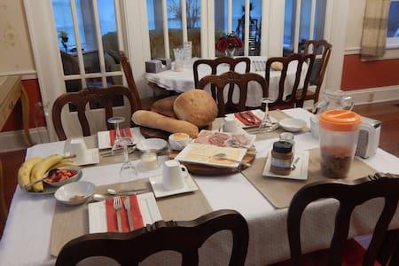 Warm welcome, tasteful breakfast, beautiful home! - Vienna - Bed & Breakfast