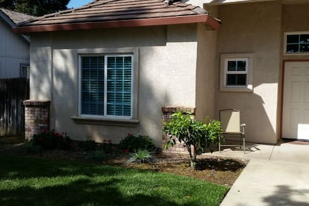 Great house for Medical & All Travelers! - Yuba City - Ev