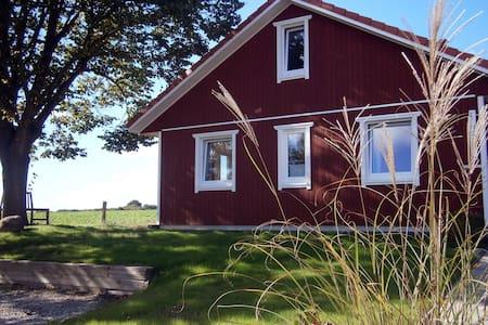 Urlaub mit Schleiblick: Das Lindhus in Grödersby - Casa