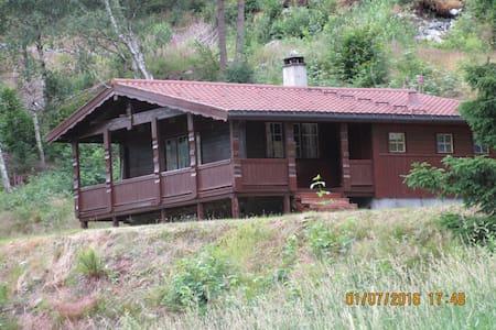 Møllehaugen-Bekkestua - Stryn - Cottage