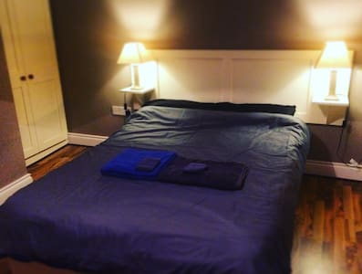 Wonderful city center double room - Cork - Apartment