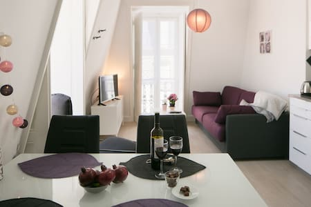 Sweet and cosy apartment in authentic neighborhood - Byt