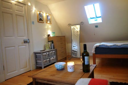 Cosy room right in the Stornoway Harbour - Apartment