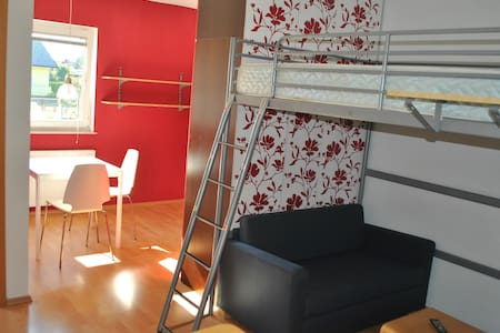 Mojca&Bojan`s trendy and cosy home + free parking - Ljubljana - House