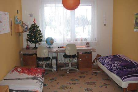 Prostorný byt v atraktivní oblasti - Zašová - Appartamento
