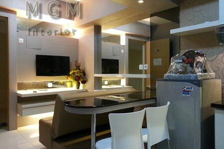2 Bedrooms Apartment Edu City - Surabaya - Lejlighed