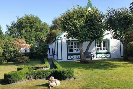 Saniertes Müllerhaus: eine Oase der Ruhe - Casa