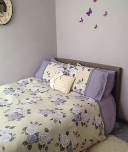 The lilac room- double bed - Maidstone
