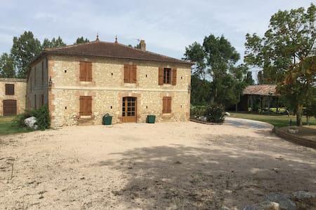 Belle maison Gasconne de 110 m2 - Hus
