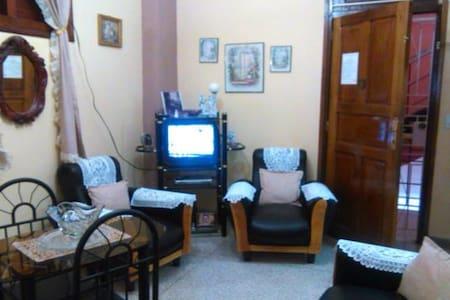 Casa de la señora Ilsia Lobaina - Lägenhet