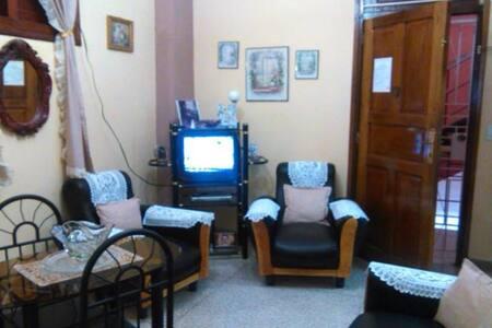 Casa de la señora Ilsia Lobaina - Apartment