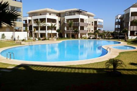 Appartement dans résidence neuve - Ben Slimane - Apartament