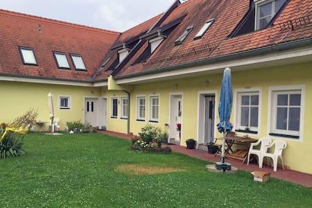 Gemütliche Etagen-Wohnung im Thermenland - Neudau