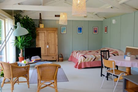 Your own charming and romantic guesthouse, + WiFi! - Honselersdijk