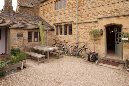 Gorgeous Cotswolds Cottage 4bd 2brm - Little Rissington - House