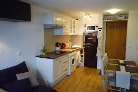 Charming flat with private parking - Apartmen