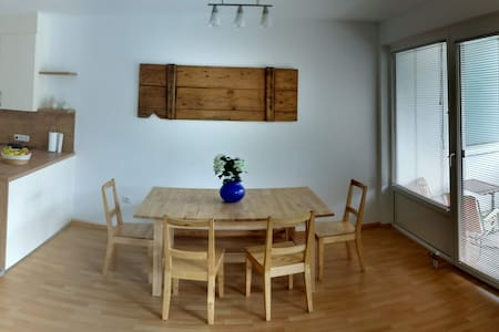 new refurbished flat - silent & sunny - Appartement