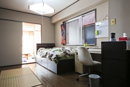 asakusa & skytree 1minute 5Bed wifi - Lejlighed