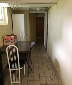 Private room - 1 minute from the transit center! - Ann Arbor - Appartamento