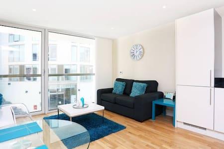 Modern Canary Wharf - Apartamento