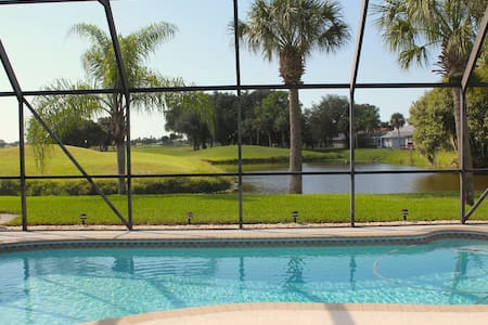 Breathtaking Home on Golf course #228 - Rotonda West