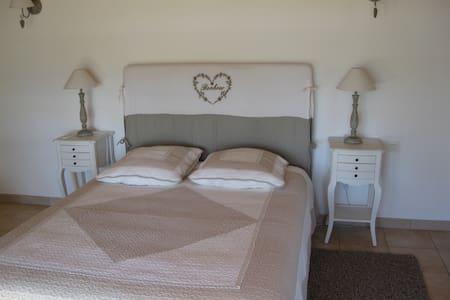 Chambre d'hôte au calme proche Les Sables d'Olonne - Bed & Breakfast