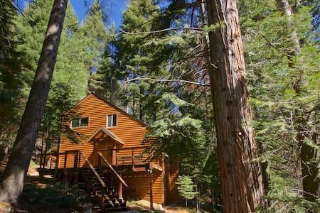 Yosemite Silvertip Lodge - Hus