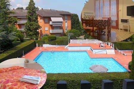 Relax in the peace & in the beauty - Peschiera del Garda - Apartment