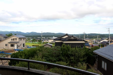 Convenient Two Room, Tatami Floor Apartment - Apartment