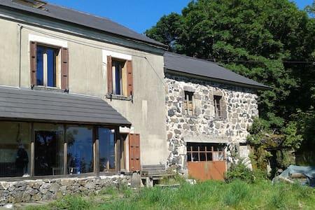 Maison isolée en pleine nature - Cros-de-Géorand - Huis