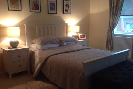 Beautiful En Suite Double Room - House